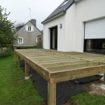 plancher terrasse
